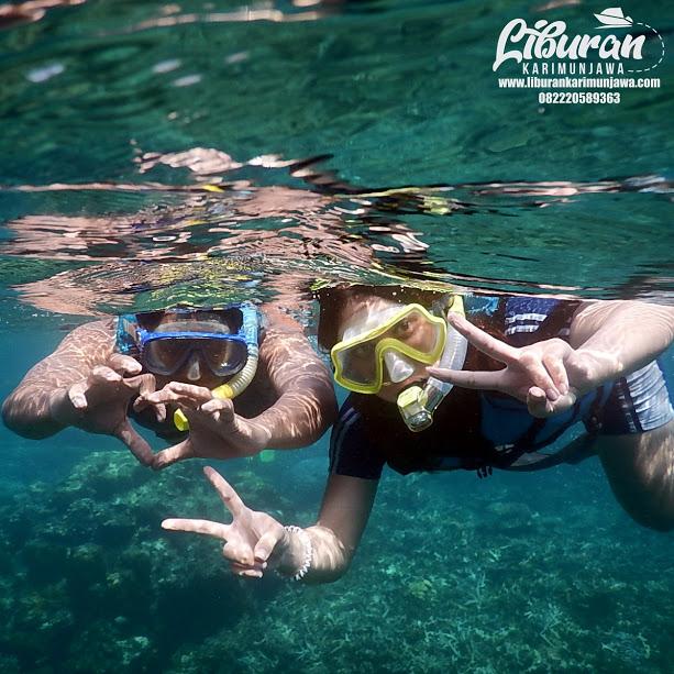 Tips Snorkeling di Karimun jawa